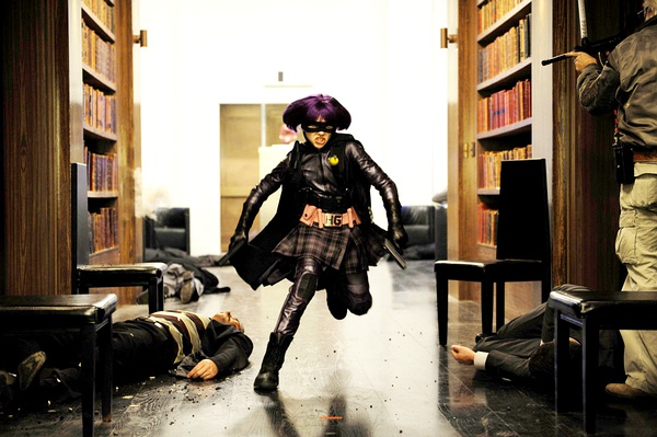 hit girl kick ass